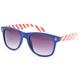 BLUE CROWN Anchor Stripe Sunglasses