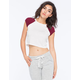 FULL TILT Raglan Womens Crop Tee