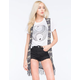 FULL TILT Stripe Womens Vest