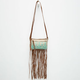 T-SHIRT & JEANS Carrie Fringe Crossbody Bag