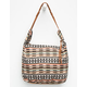 Tribal Stripe Shoulder Bag
