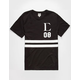 CIVIL MVP Mesh Pouch Mens T-Shirt
