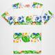 ASPHALT YACHT CLUB Paradise Stripes Mens T-Shirt