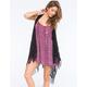 FULL TILT Fringe Womens Crochet Vest
