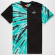AYC Split Tie Dye Mens T-Shirt