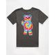 RIOT SOCIETY Tie Dye Bob Boys T-Shirt