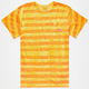 MOWGLI SURF Fun Stripes Mens Pocket Tee