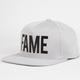 HALL OF FAME Ewing Sport Mens Snapback Hat