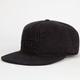 HALL OF FAME City Mens Strapback Hat