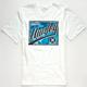 HURLEY Light Up Tie Dye Mens T-Shirt