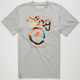 LRG Streaks Of Color Mens T-Shirt