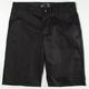 BLUE CROWN Slim Mens Chino Shorts