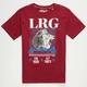 LRG Lion Head Boys T-Shirt