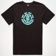 ELEMENT Bishop Mens T-Shirt