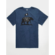 ELEMENT Bear Flag Mens T-Shirt