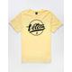 VOLCOM Todaze Circle Mens T-Shirt