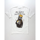 RIOT SOCIETY Mo Honey Mo Problems Mens T-Shirt