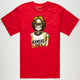 GIRL Skull Of Fame Lennon Mens T-Shirt