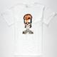 GIRL Skull Of Fame Bowie Mens T-Shirt