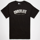 CHOCOLATE Chocolate Athletics Mens T-Shirt