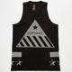 ASPHALT YACHT CLUB Hazardous Reflective Mens Tank