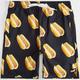 NEFF Hot Dog Mens Hot Tub Volley Shorts