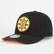 MITCHELL & NESS Boston Bruins Mens Strapback Hat