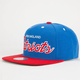 MITCHELL & NESS New England Patriots Mens Snapback Hat