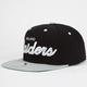 MITCHELL & NESS Oakland Raiders Mens Snapback Hat