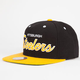 MITCHELL & NESS Pittsburgh Steelers Mens Snapback Hat