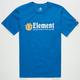ELEMENT Horizontal Men T-Shirt
