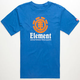 TO ELEMENT M VERTICAL TEE