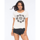 ELEMENT Elephant Circle Womens Tee