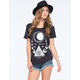 ELEMENT Moon & Star Womens Tee