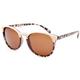 FULL TILT Gold Spike Cateye Sunglasses