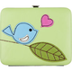 Bird Heart Square Wallet