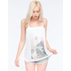 FULL TILT Tropical Island Womens Tank