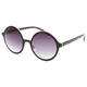 FULL TILT Two Tone Round Sunglasses