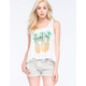 FULL TILT Happy Hour Womens Tank
