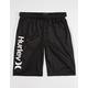 HURLEY Logo Mesh Boys Shorts