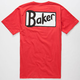 BAKER Cheers Mens T-Shirt