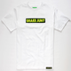 SHAKE JUNT Stretch Logo Mens T-Shirt