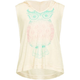 H.I.P. Owl Girls Hooded Muscle Tank