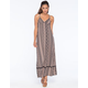 FULL TILT Braided Strap Maxi Dress