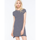 BILLABONG Last Minute Womens T-Shirt Dress