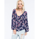 BILLABONG Heart Strayed Womens Top