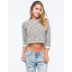 BILLABONG Getting By Womens Crop Top