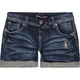 ZCO Raw Edge Cuff Mid Womens Shorts