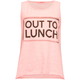 FULL TILT Out To Lunch Girls Tank