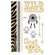 Wild Child Metallic Tattoos